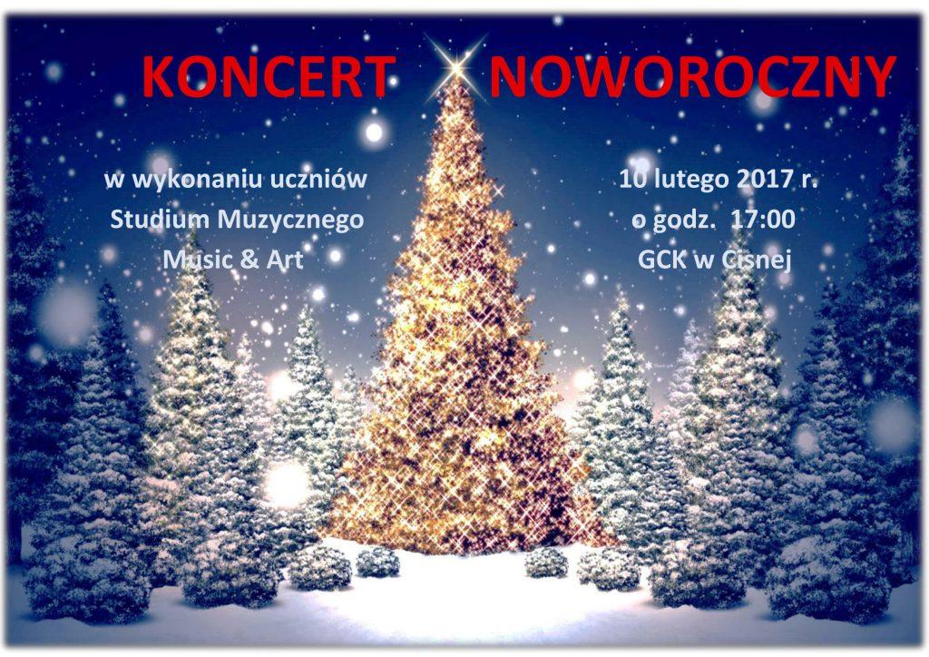 Koncert Noworoczny Cisna 2017-1