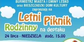 Letni Piknik Rodzinny w Lesku