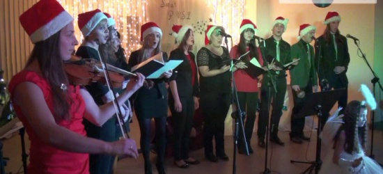 Świąteczna magia przybliżona przez studentów PWSZ w Sanoku (FILM)