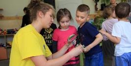 Botanika dla przedszkolaków (ZDJĘCIA)