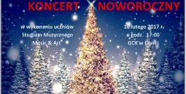 W piątek Koncert Noworoczny. Utalentowane dzieci zaprezentują najpiękniejsze utwory