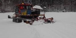 W Mucznem już można biegać na nartach! Trasa treningowa przygotowana (ZDJĘCIA)