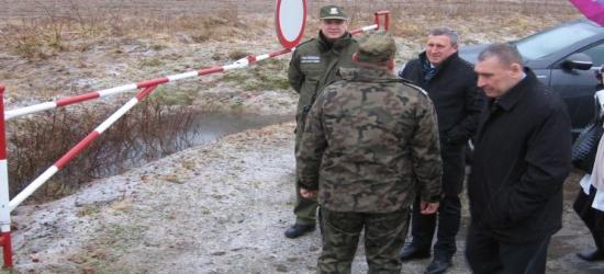 BIESZCZADY: O drogach prowadzących do przejść granicznych podczas spotkania z Ambasadorem Ukrainy (ZDJĘCIA)