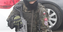Regionalne Ćwiczenie Obronne w Bieszczadach (ZDJĘCIA)