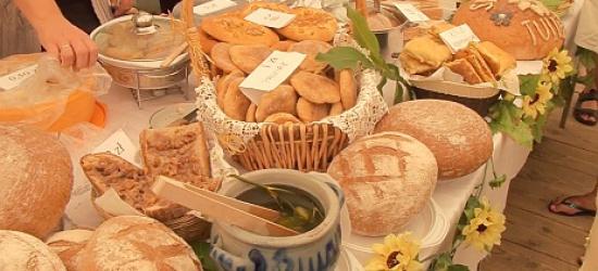 Promują regionalną kuchnię i rzemiosło. Za nami pierwszy dzień AGROBIESZCZADÓW 2013 (FILM)