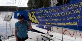 """PWSZ: Regaty na """"Solińskie Żywioły i Pasje"""""""