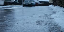 Uwaga na marznące opady i gołoledź! Ostrzeżenie meteorologiczne