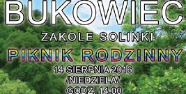 Piknik Rodzinny w Bukowcu