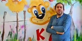 Korytarz Oddziału Dziecięcego szpitala w Lesku stał się bardziej przyjazny dla małych pacjentów (ZDJĘCIA)