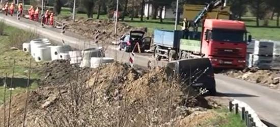 UWAGA KIEROWCY: Zamknięty most w Turzańsku na rzece Osława