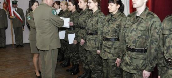 45 nowych funkcjonariuszy składało ślubowanie w Bieszczadzkim Oddziale SG (ZDJĘCIA)