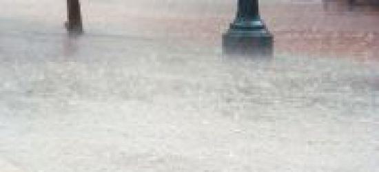Zbliżają się intensywne opady deszczu! Rzeki mogą przekroczyć stany alarmowe