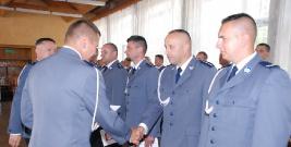 ŚWIĘTO POLICJI W LESKU (ZDJĘCIA)