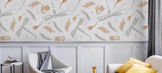 Fototapety do salonu – poznaj wzory, które odmienią wystrój