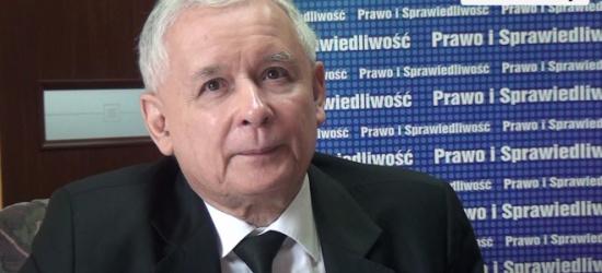 """WYWIAD Z JAROSŁAWEM KACZYŃSKIM: """"Chcemy likwidować patologię III RP. Ona niszczy Polskę"""" (FILM, ZDJĘCIA)"""