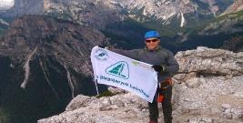 103 kilometry marzeń leśniczego Łukasza Dziubana