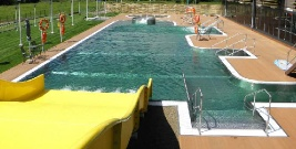 Jutro oficjalne otwarcie odkrytego basenu w Lesku (ZDJĘCIA)
