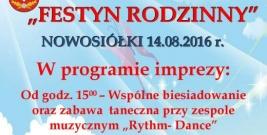 Festyn Rodzinny w Nowosiółkach