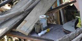 Brud, smród i podejrzane strzykawki. Koczowisko w Polańczyku bulwersuje turystów (ZDJĘCIA)