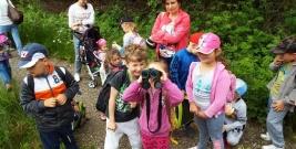 Pierwszoklasiści odkrywają tajemnice lasu