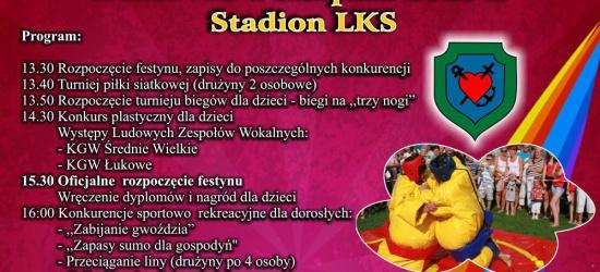 VII Festyn rekreacyjno–sportowy w Łukowem