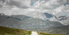 """""""Opowieści podróżnika"""" – wyprawa rowerowa do Kirgistanu"""