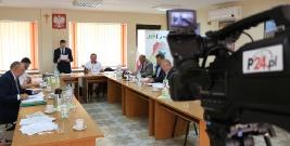 POWIAT: O odwołaniu członka zarządu i zmianach w statucie szpitala na najbliższej sesji
