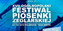 XVII Ogólnopolski Festiwal Piosenki Żeglarskiej w Polańczyku