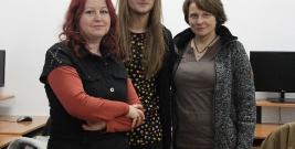 PWSZ SANOK: Pracownia 204A w nowej odsłonie – wystawa prac studenckich (ZDJĘCIA)