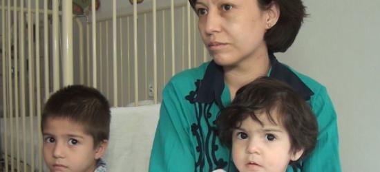 Mariam z dziećmi uciekła z Afganistanu. W ojczyźnie grozili, że ją zabiją (VIDEO HD)