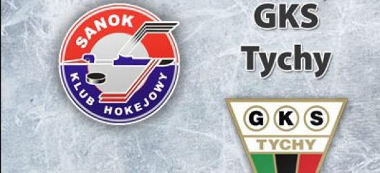 TRANSMISJA NA ŻYWO: Ciarko PBS Bank KH Sanok – GKS Tychy. Tylko w Esanok.pl!