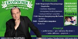 Paweł Kukiz gwiazdą charytatywnego EkoPikniku w Iwoniczu-Zdroju