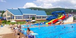 Lato na basenach w Ustrzykach Dolnych!