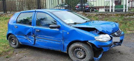 5-letnia dziewczynka ranna w wypadku samochodowym