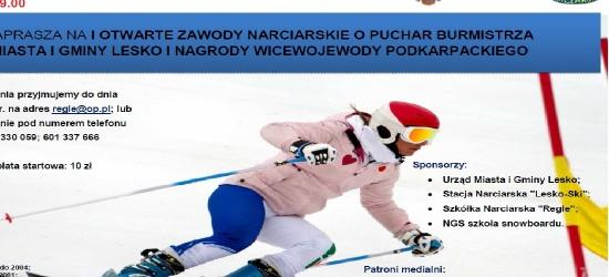 Zawody narciarskie w Weremieniu