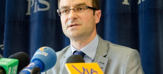 Europoseł Prawa i Sprawiedliwości Tomasz Poręba wiceprzewodniczącym Komisji Transportu Parlamentu Europejskiego