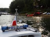 AKTUALIZACJA: W Zalewie Solińskim utonął 23-letni mężczyzna