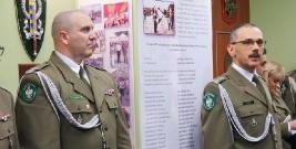 Nowy Zastępca Komendanta ds. Granicznych Bieszczadzkiego OSG (ZDJĘCIA)