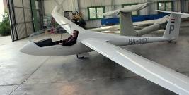 Politechnika Rzeszowska kupiła samolot. Nowe możliwości dla bieszczadzkiego szybowiska