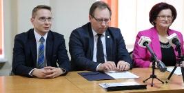 Blok operacyjny i rehabilitacja w nowej lokalizacji. Inwestycje w leskim szpitalu (FILM, ZDJĘCIA, WIZUALIZACJA)