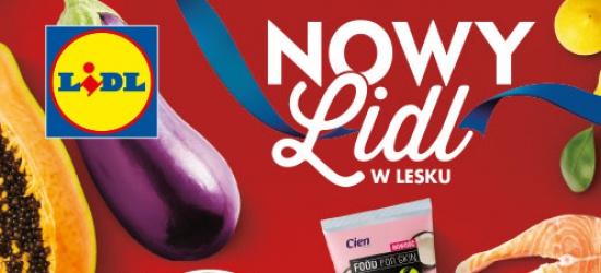 Otwarcie nowego sklepu LIDL POLSKA w Lesku!