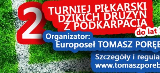 Startuje druga edycja Turnieju Piłkarskiego Dzikich Drużyn z Podkarpacia (REGULAMIN, ZGŁOSZENIA)