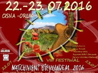 "VIII Festiwal ""Natchnieni Bieszczadem "" 2016"