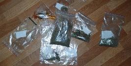 LESKO24.PL: Ponad 1,5 kg marihuany w domowych warunkach (ZDJĘCIA)