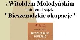 Spotkanie autorskie z W. Mołodyńskim w leskiej bibliotece