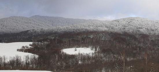 Nowa ścieżka biegowo-narciarska w Wetlinie!
