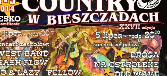 COUNTRY W BIESZCZADACH 2014