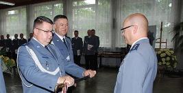 Uroczyste obchody Święta Policji w Lesku (ZDJĘCIA)