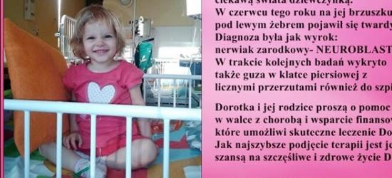 Maraton zumby dla chorej Dorotki