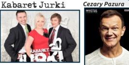 Cezary Pazura i Kabaret Jurki gwiazdami II Solińskiej Nocy Kabaretowej